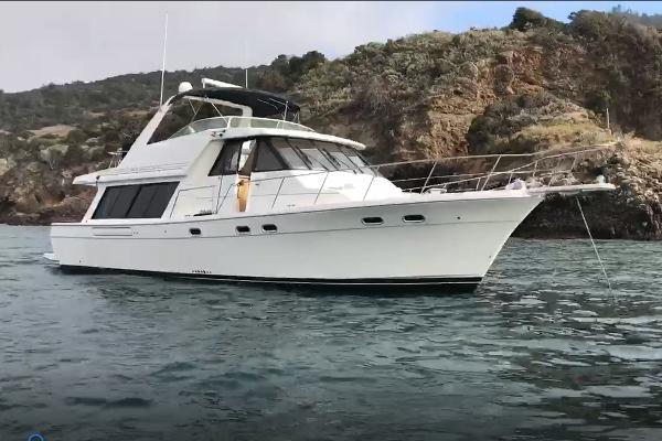 Bayliner 4788 Pilot House Motoryacht Centurion