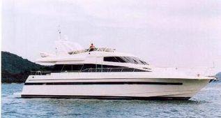 65' Ruby Motor Yacht