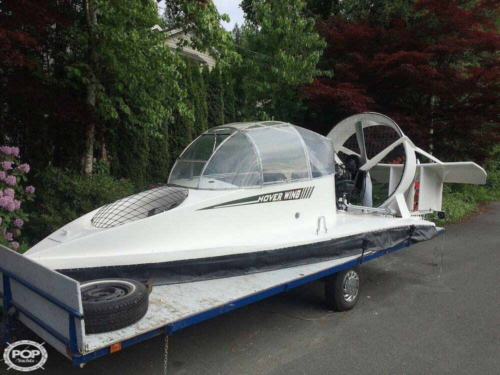 Universal Hovercraft SP UH18-SPW Hoverwing 2006 Universal Hovercraft SP 27 for sale in Maple Ridge, BC