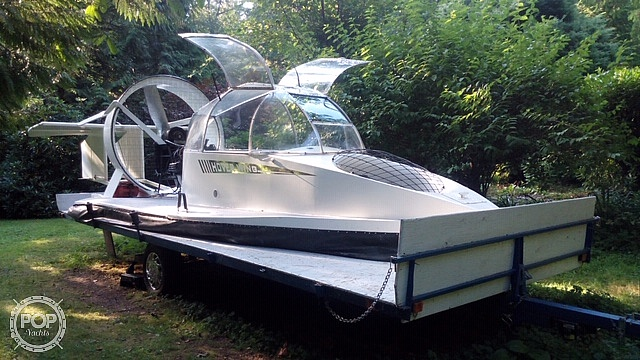 Universal Hovercraft SP UH18-SPW Hoverwing 2006 Universal Hovercraft UH18-SPW Hoverwing for sale in Maple Ridge, BC