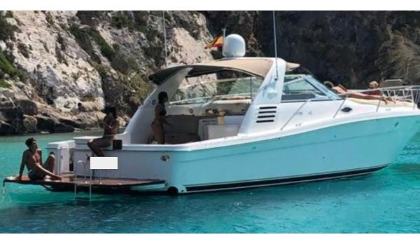Sea Ray 379 EXPRES