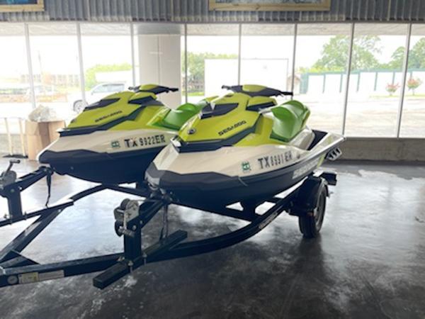 Sea-Doo 90 and 120 Pair