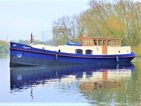 Aqualine Voyager 60 Dutch Barge