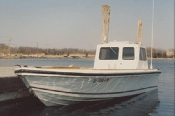 Romarine 20 Center Console