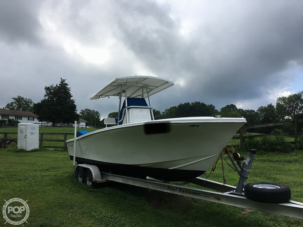 Ocean Runner 25 CC 2004 Ocean Runner 25 CC for sale in Dunkirk, MD