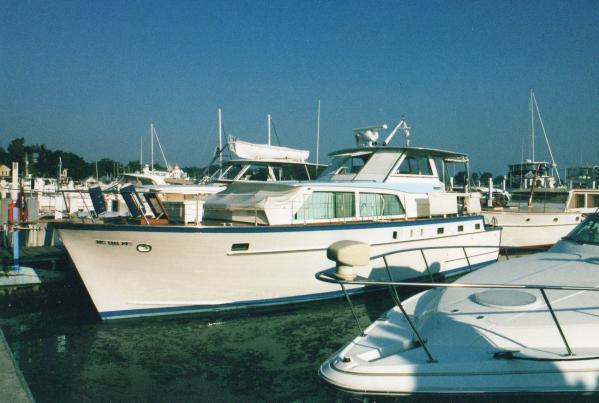 Matthews 45 Yachtfish