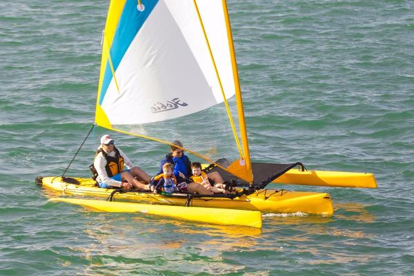 Used Hobie Cat Mirage For Sale