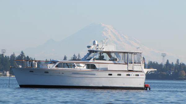 Egg Harbor Motoryacht Motoryacht SEA FEVER