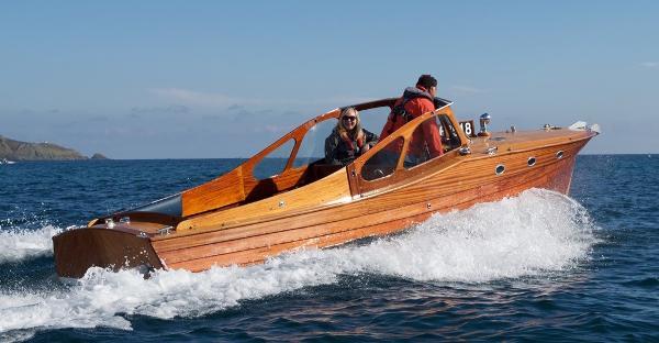 Storebro 25 classic motor boat