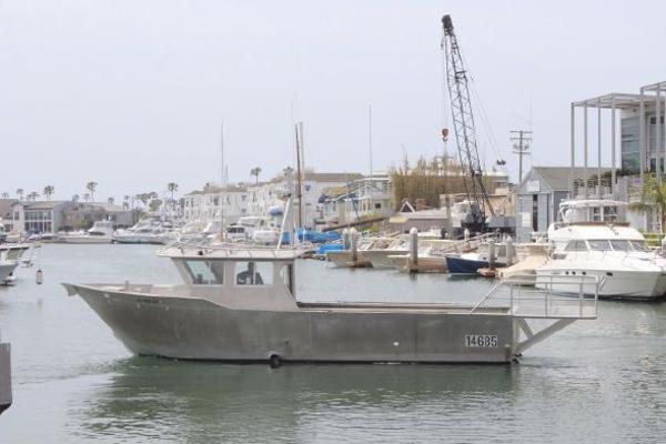 Custom Spec Mar Commercial Lobster Port profile