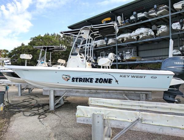 Key West 246 Bay Reef
