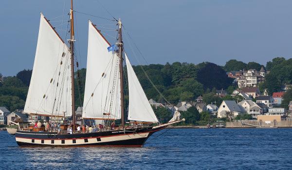 Schooner 110' Mystic Whaler