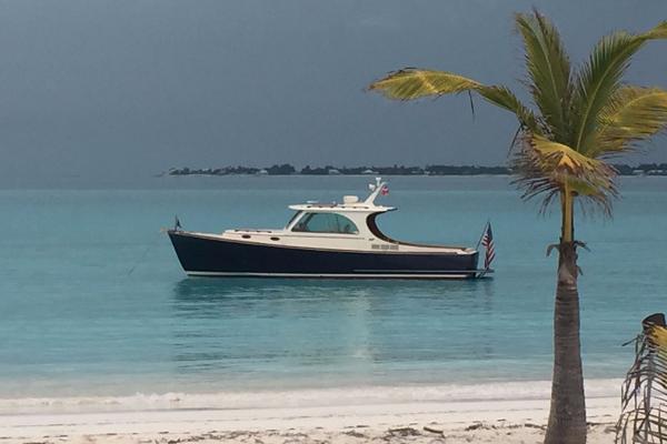 Hinckley Picnic Boat MKIII Sweet Spot