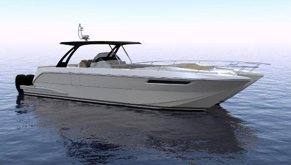 Mares Catamarans  Center Console