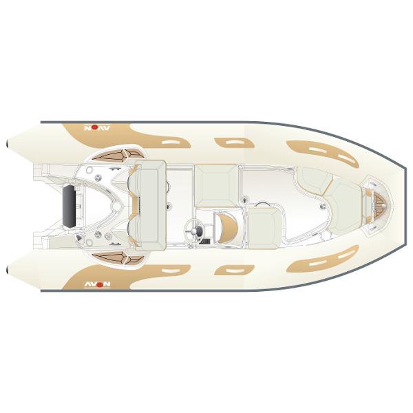 Avon Seasport 490 DLX