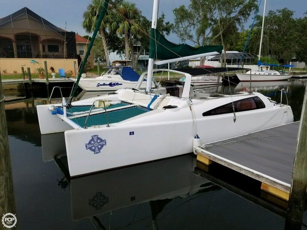 Sea Tribe 870 2005 Sea Tribe 870 for sale in Crystal River, FL