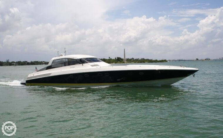 Baia Panther 80 1999 Baia Panther 80 for sale in Miami Beach, FL