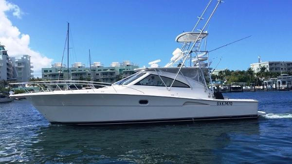 Riviera Sportfish Offshore Express4300