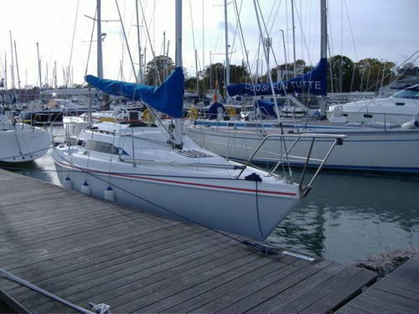 Hunter 27 OOD Sloop
