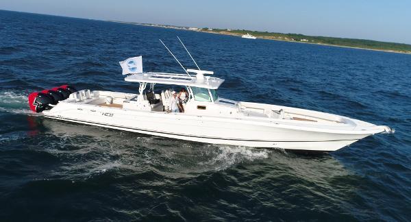 HCB 53 Sueños Starboard Side