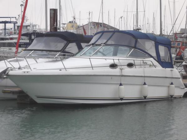 Sea Ray 270 Sundancer (under offer)
