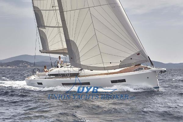 Jeanneau Sun Odyssey 490 catalogue image