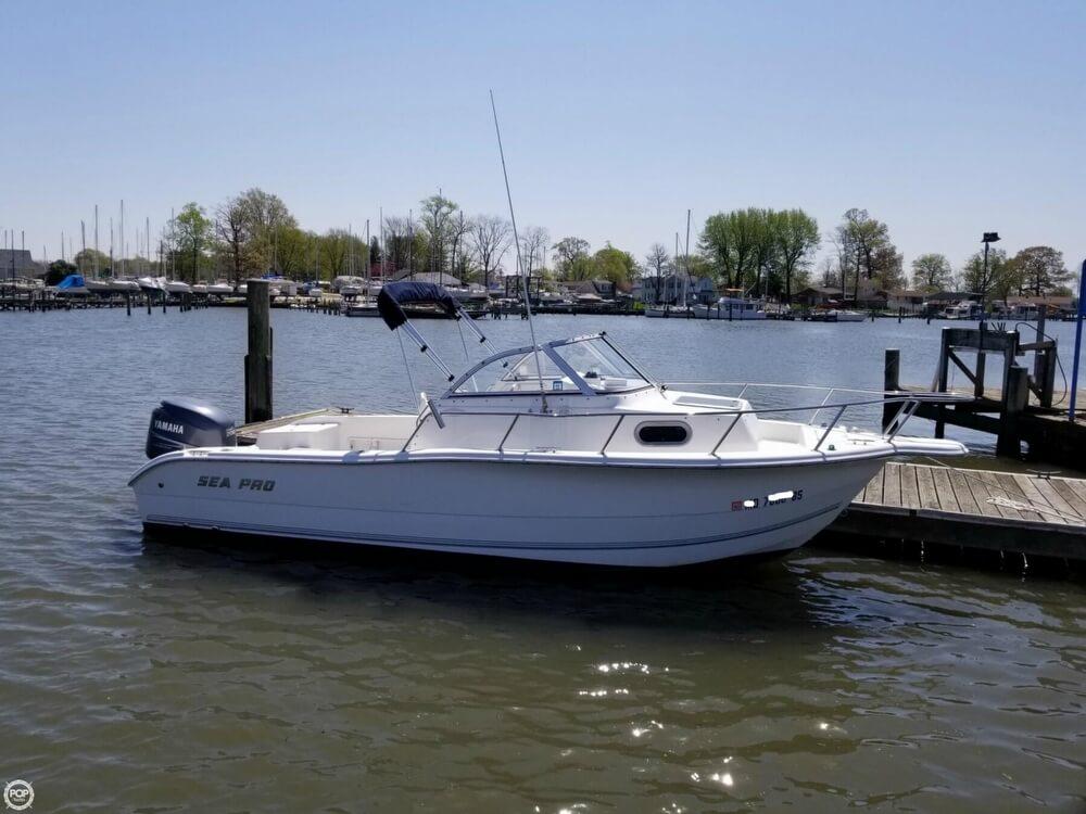 Sea Pro 220 WA 2003 Sea Pro 220 WA for sale in Sparrows Point, MD