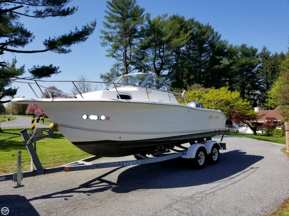 Sea Pro 220 WA 2003 Sea Pro 21 for sale in Sparrows Point, MD
