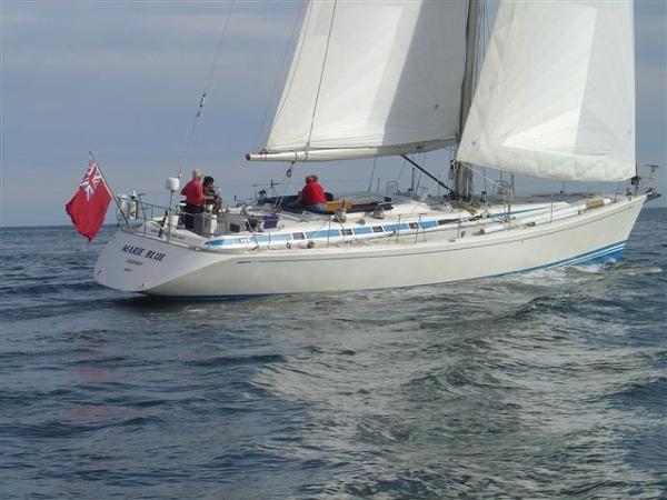Nautor Swan 60-003 Sailing