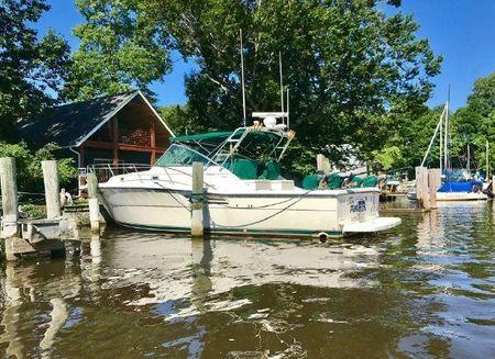 1998 Pursuit 3400 Express, South Haven Michigan - boats com