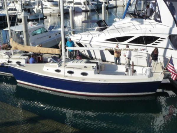 Schock Harbor 30 Profile