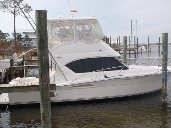 Riviera Coastal Starboard side