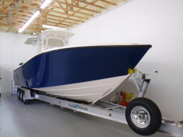 Sea Vee 340 Open Profile