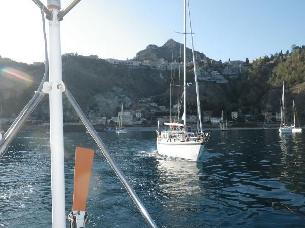 Nauticat 35 Nauticat 35 - Underway