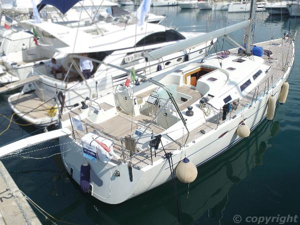 Hanse 531 Abayachting Hanse Yacht 531 1