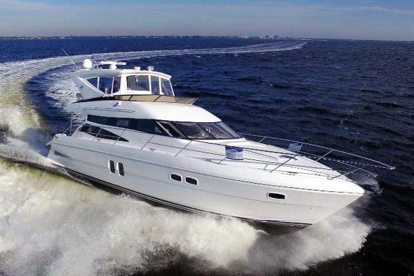 Neptunus 58 Flybridge Motoryacht