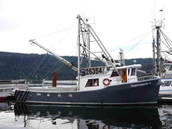 Tender Longliner, Packer, Trawler