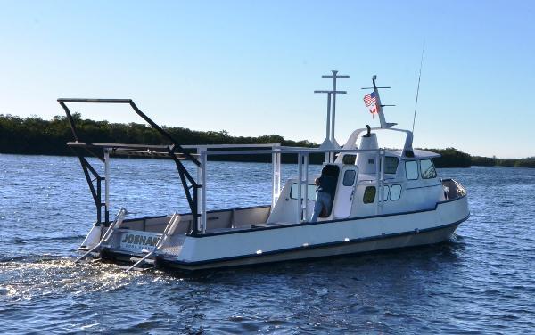 Custom-Craft Dive/ Survey Vessel