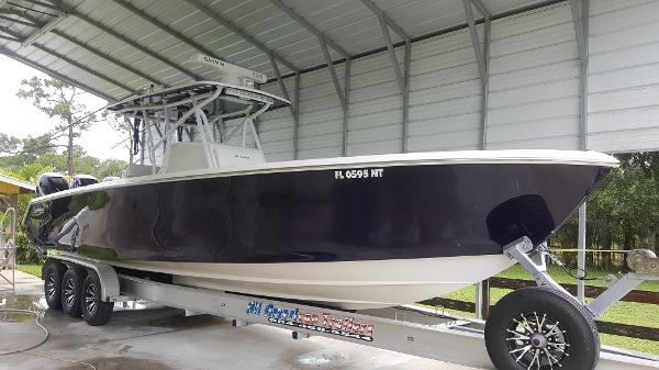 SeaHunter 35 Open