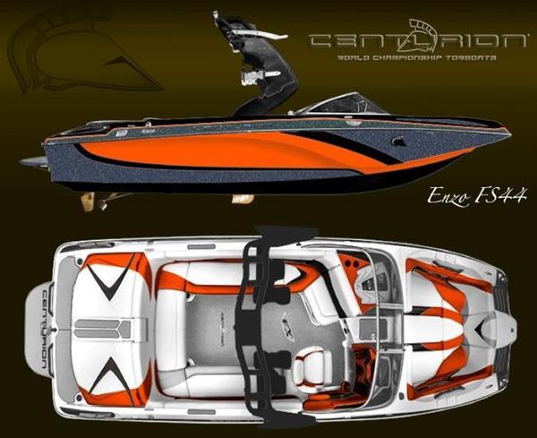 Centurion Enzo FS44