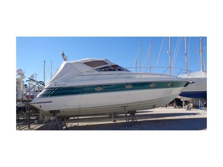 Fairline Boats Fairline Targa 38