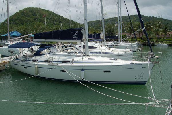 Bavaria Cruiser 42 Bavaria 42 - on the dock