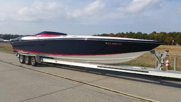 Hustler 388 Slingshot Best Boat