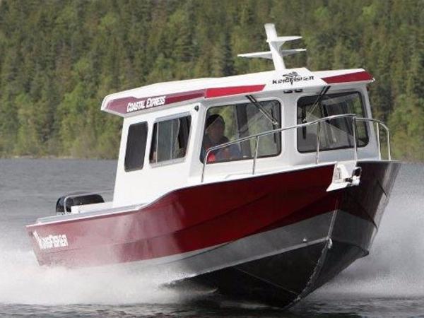 Kingfisher 2825 Coastal Express