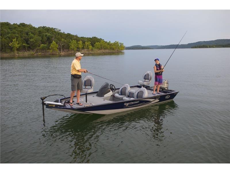 G3 Boats Sportsman 17 PFX