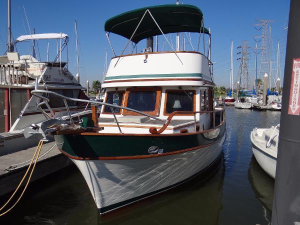 C & L 37 Double Cabin Trawler