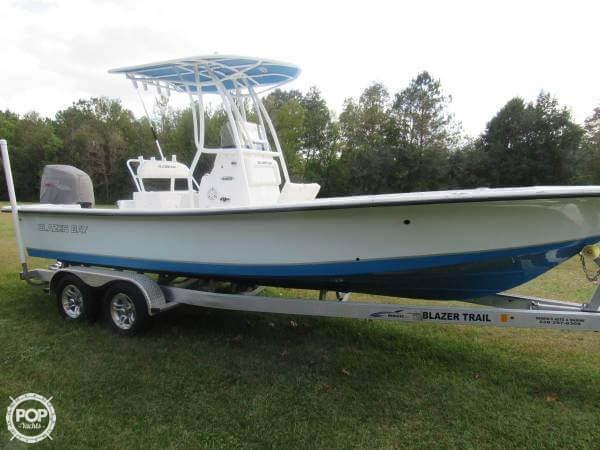 Blazer Boats 24 2014 Blazer Bay 24 for sale in Gulfport, MS