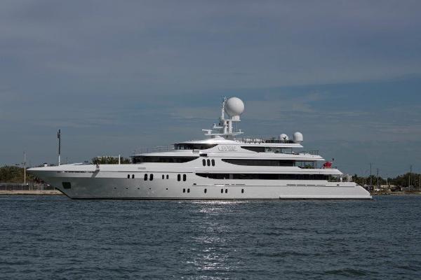 Codecasa Mega Yacht Double Down