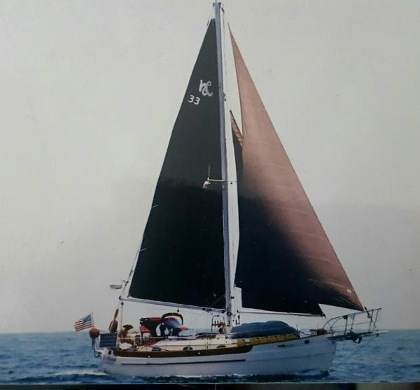 Hans Christian 33 Traditional La Sirena