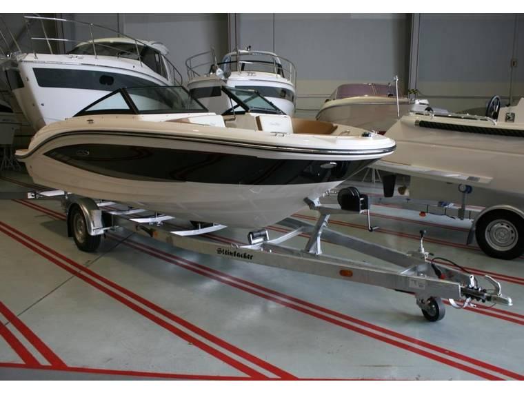 Sea Ray Sea Ray SPXE 190 EW 2018 Motorboot